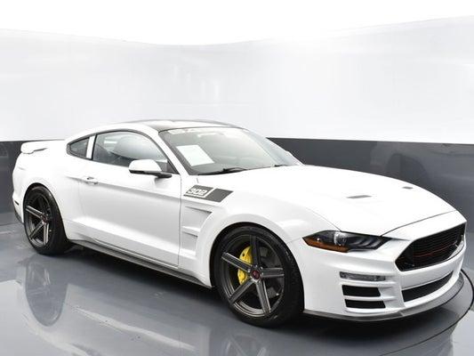 2019 Ford Mustang Gt Premium Saleen Yellow Label 30