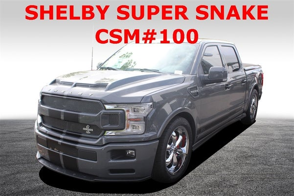 Shelby F150 Super Snake >> 2019 Ford F 150 Shelby F 150 Super Snake Csm 100 Shelby F 150 Super Snake Csm 100