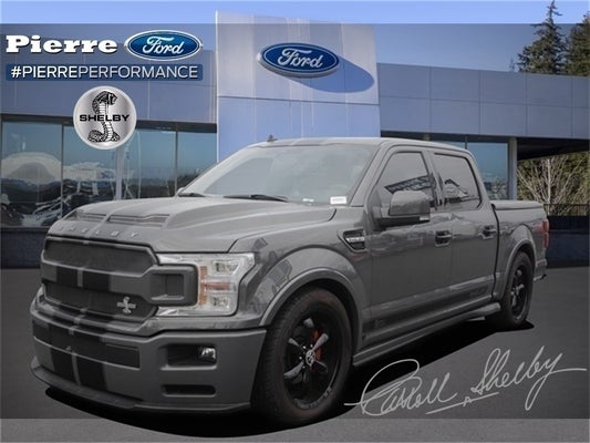 Ford Shelby Truck >> 2019 Ford F 150 Shelby Supersnake F 150